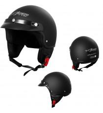 Gravity-Jet-Casco-Helmet-Motorcycle-Nero-Opaco-Matt-Black-Sonic-Moto-A-Pro-Compo