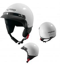 Gravity-Casco-Jet-Helmet-Motorcycle-Bianco-White-A-Pro-Sonic-Moto-Compo