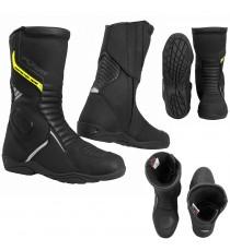 Infinity-Boots-Stivali-Motorcycle-Black-Nero-Sonic-Moto-A-Pro-Set