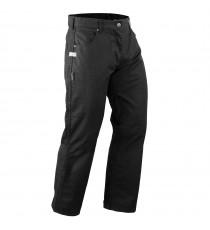 Pantaloni Moto Tessuto Inserti Aramid Protezioni Omologate CE
