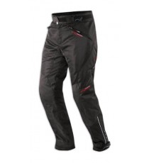Pantaloni Sport Mesh Traforato Traspirante Tessuto Tecnico Moto Touring