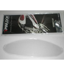 Visiera Chiara Interna Casco Moto Pin Lock Nitro G-Mac Syko Takachi Swift