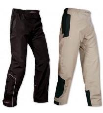 Pantaloni Impermeabile Antivento Antiacqua Moto Scooter Bike Quad Tessuto