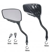 SR-4411 a-pro specchio nero mirrors black