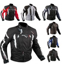 Giacca Cordura Moto Tessuto Impermeabile Sport Touring Termica Sfoderabile