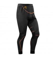 Pantaloni Termico Sottotuta Moto Intimo Tecnico Invernale Wind Stopper Uomo
