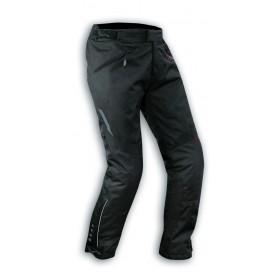 Pantaloni Donna Lady Impermeabile Moto Imbottitura Termica Estraibile Nero