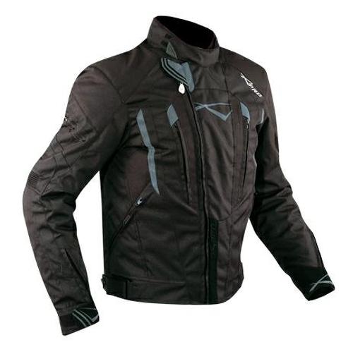 Chaqueta-de-Cordura-Tela-Moto-extraible-Termica-impermeable-Sport-Touring