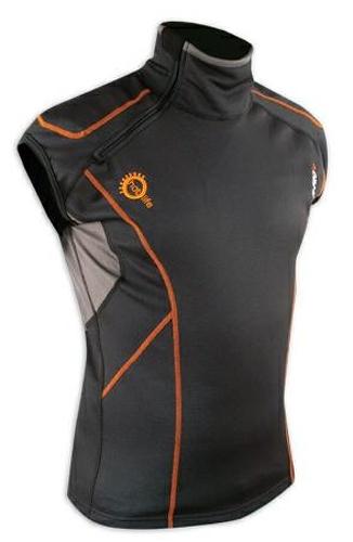 T-Shirt-Sans-Manche-Thermique-Thermo-Shirt-Respirant-Moto-Homme
