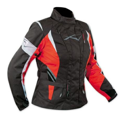 Jacket-Termicos-Extraibles-Protectores-Impermeable-Chaqueta-Moto-Mujeres-Rojo