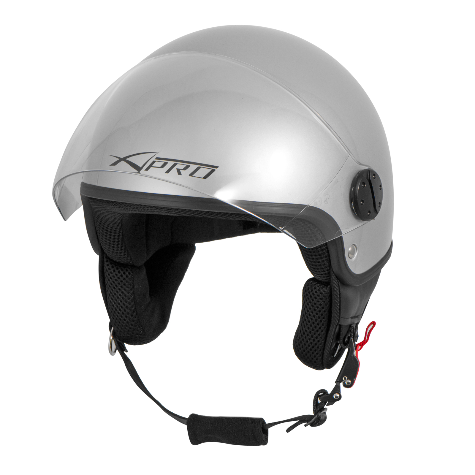 Casco-Jet-Demi-Scooter-Moto-Omologato-ECE-22-Visiera-Antigraffio-SonicMoto
