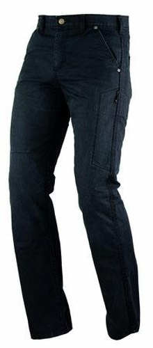 Mujer-Lady-Jeans-Pantalones-Tela-repelente-de-agua-Motos-Custom-Touring-Scooters