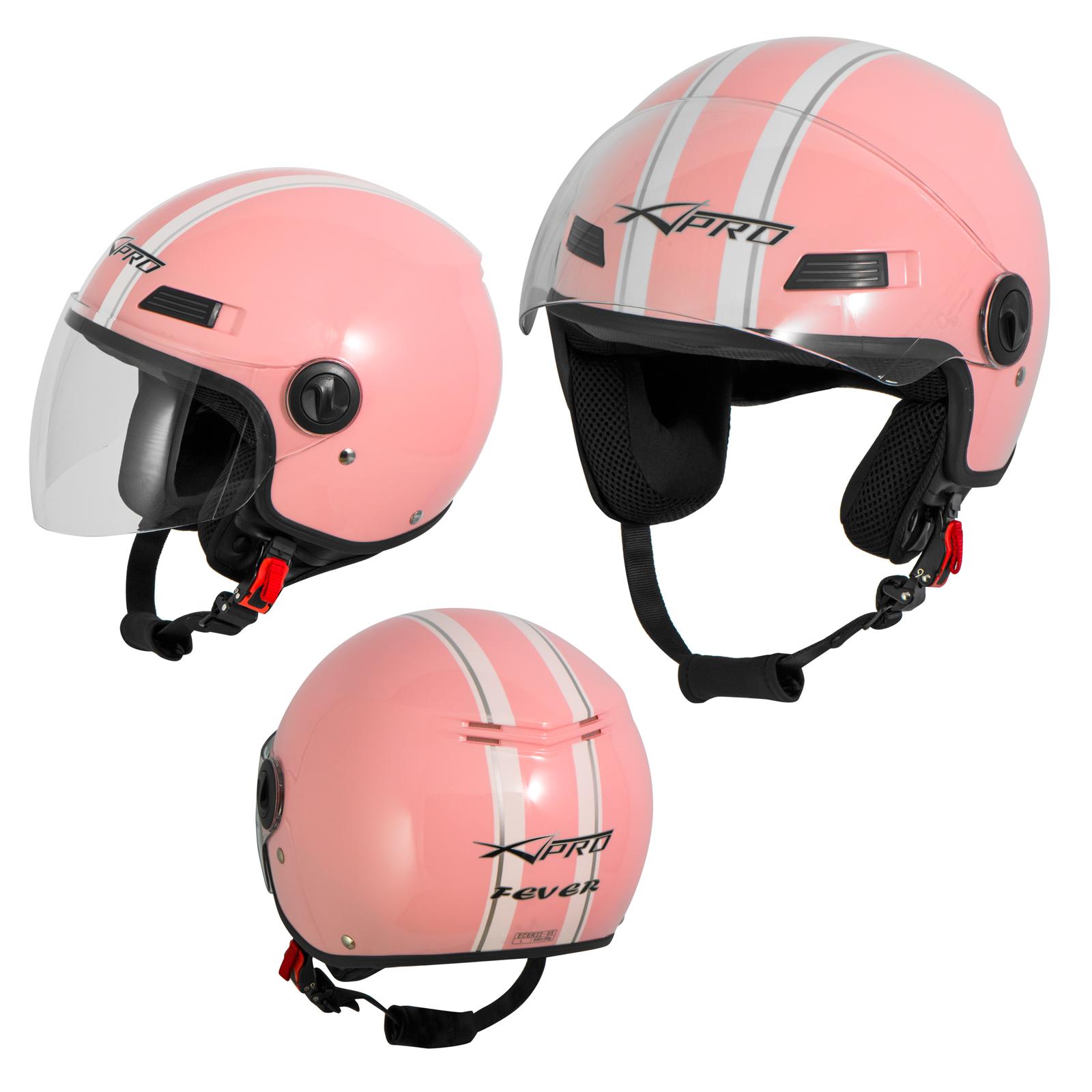 Casco-Jet-Scooter-Moto-Quad-Omologato-ECE-22-05-Visiera-Sonicmoto