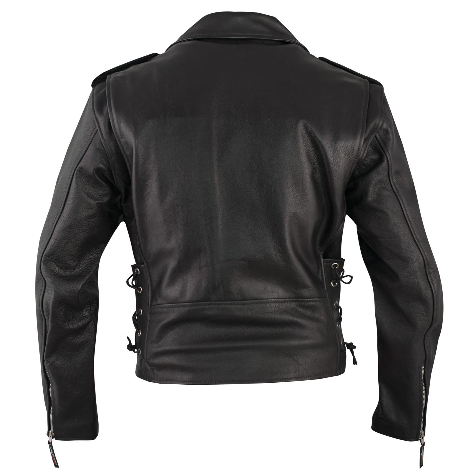giacca moto pelle che taglia prendere