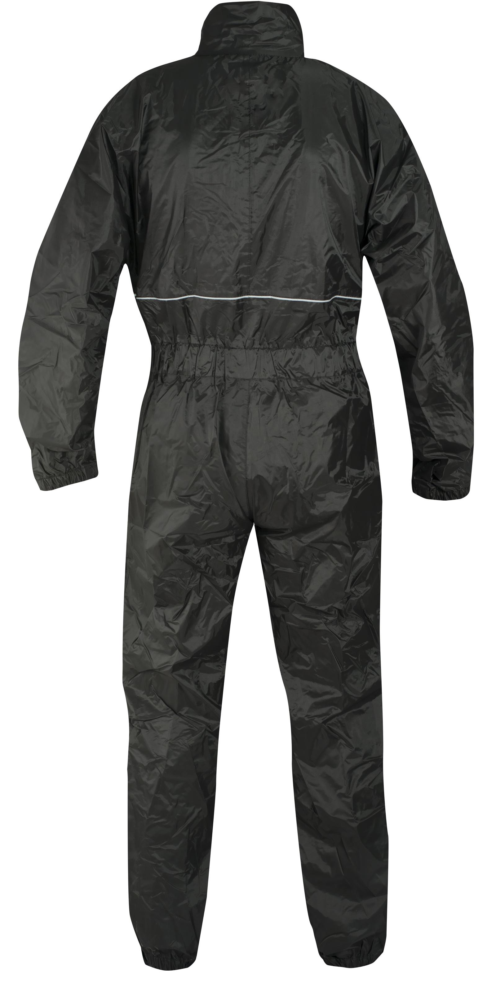 combinaison anti pluie 100 tanche moto scooter custom 1 pi ce nylon ebay. Black Bedroom Furniture Sets. Home Design Ideas