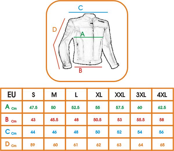 Sport-Giacca-Pelle-Moto-Custom-Protezioni-Omologate-CE-Rinforzo-Schiena-Bianco