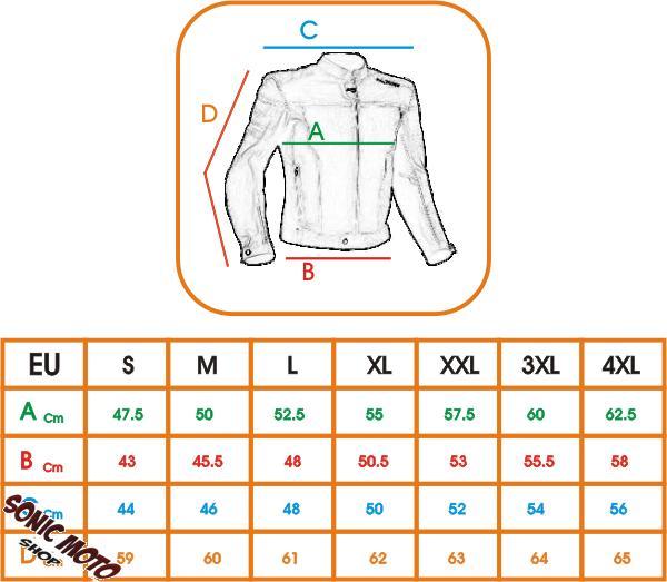 Giacca-Racing-Sport-Pelle-Moto-Giubbino-Protezioni-Omologate-Bianco