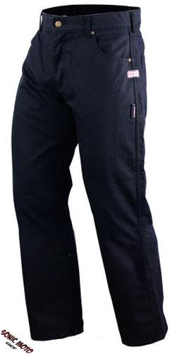 Pantalon-Tissu-Textile-water-repellent-Kevlar-Protections-CE-Homologe-Moto