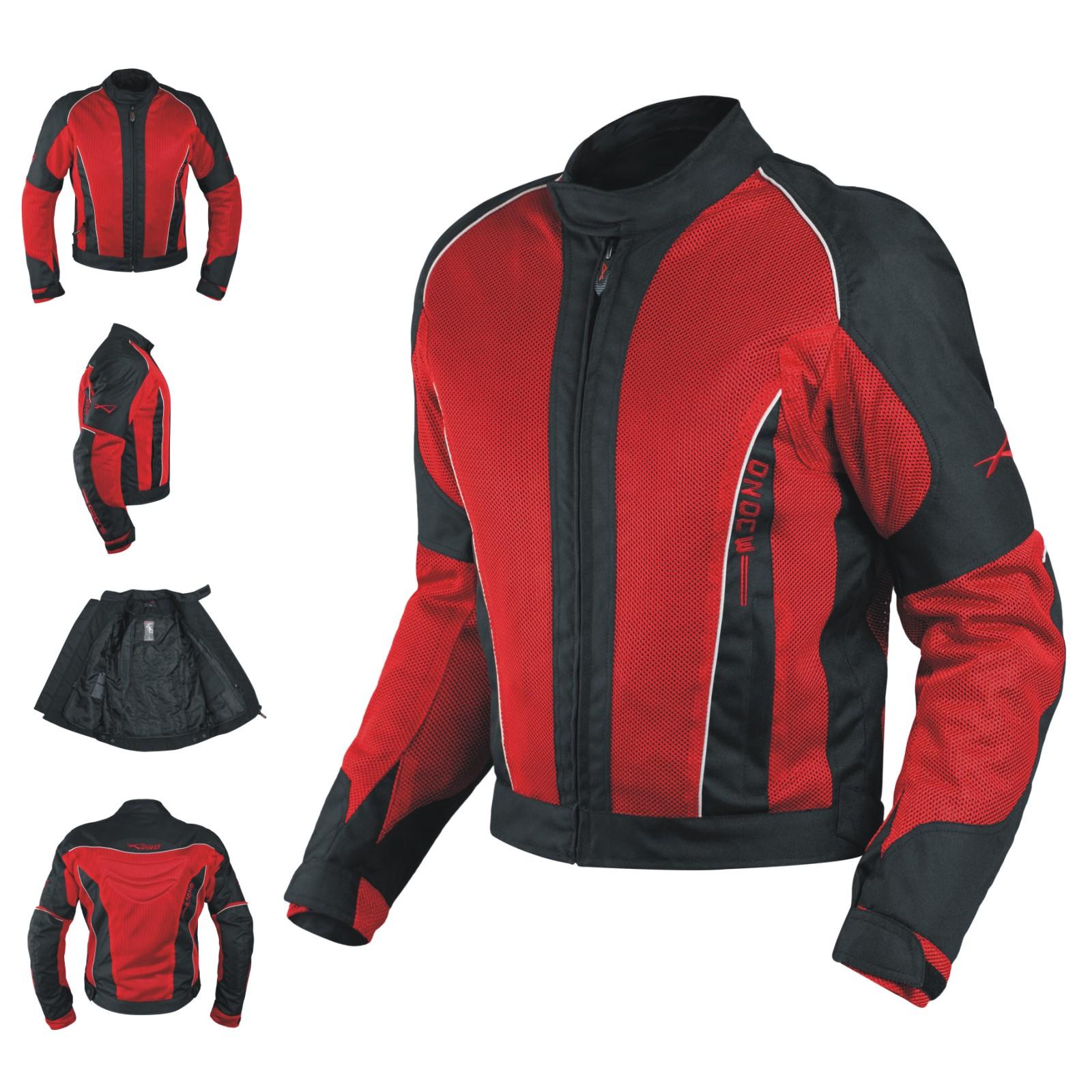 Ete-Blouson-Textile-Touring-Sport-Moto-Scooter-Mesh-Doublure-Impermeable