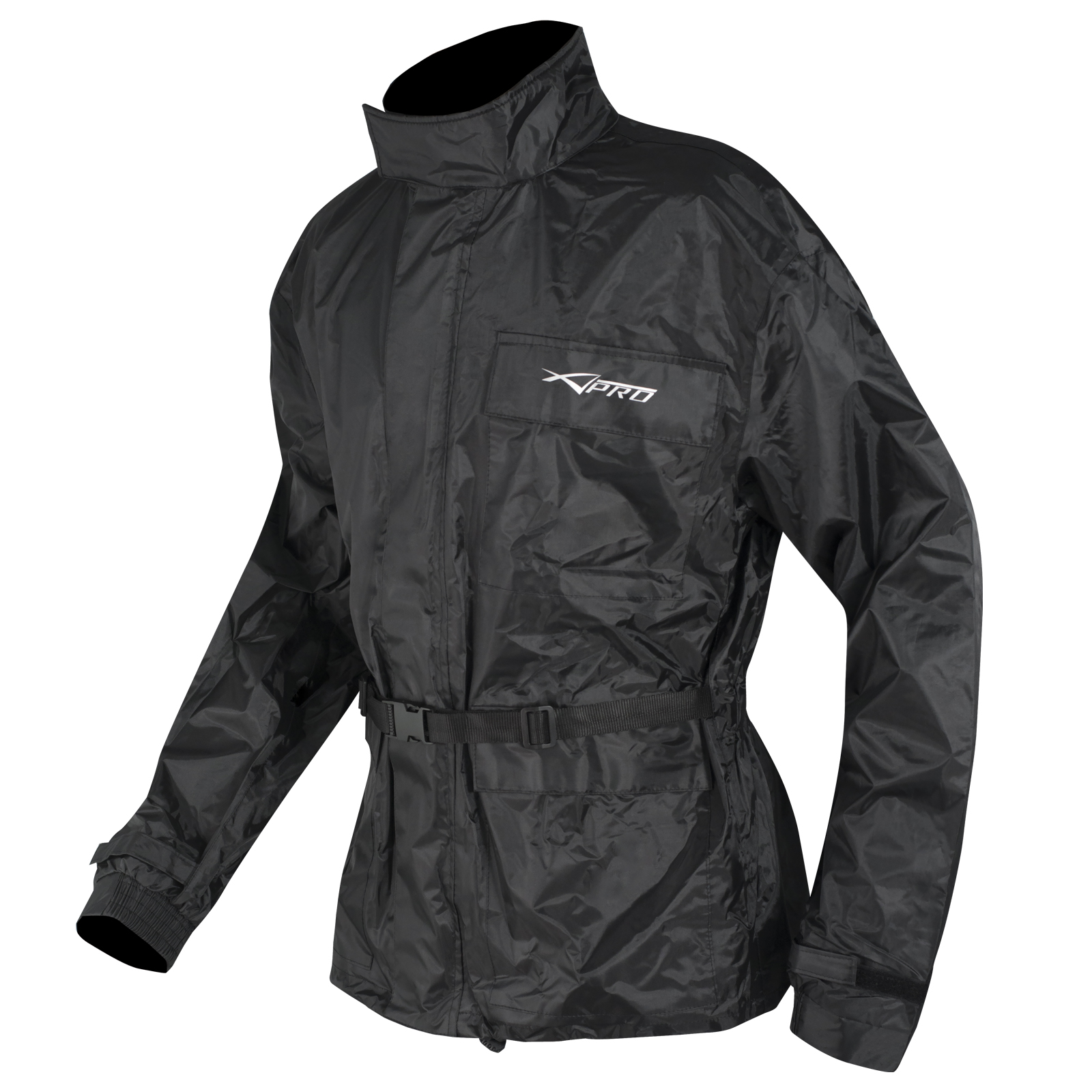 Combinaison-Textile-Impermeable-Anti-Pluie-Blouson-Pantalon-Moto-Motard-Touring