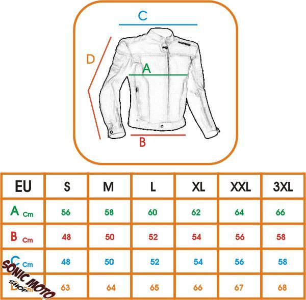 Giacca-Pelle-Pregiata-Protezioni-Moto-Fodera-Termica-Removibile