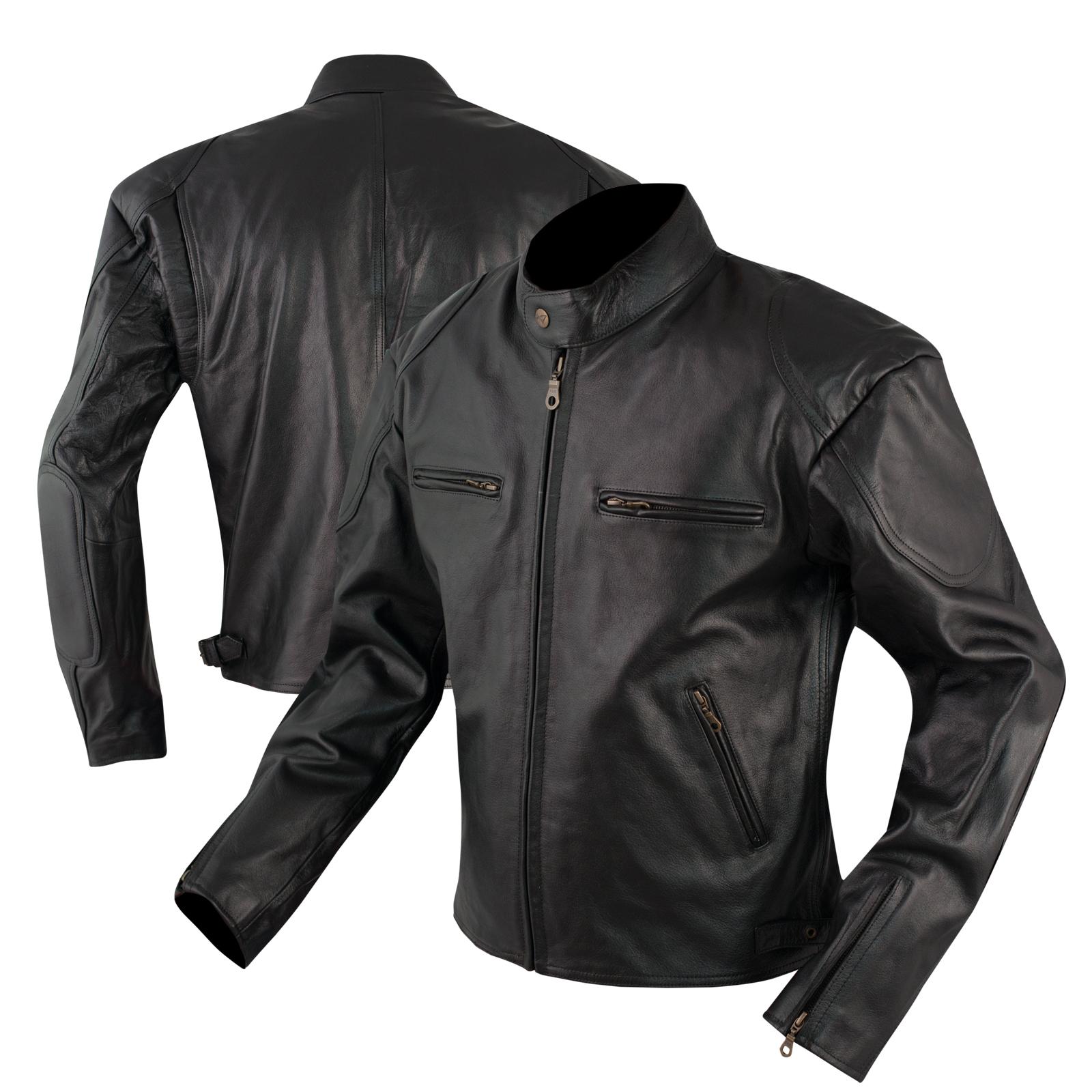 Quality-Leather-Motorbike-Motorcycle-Touring-Custom-Jacket-Cruising