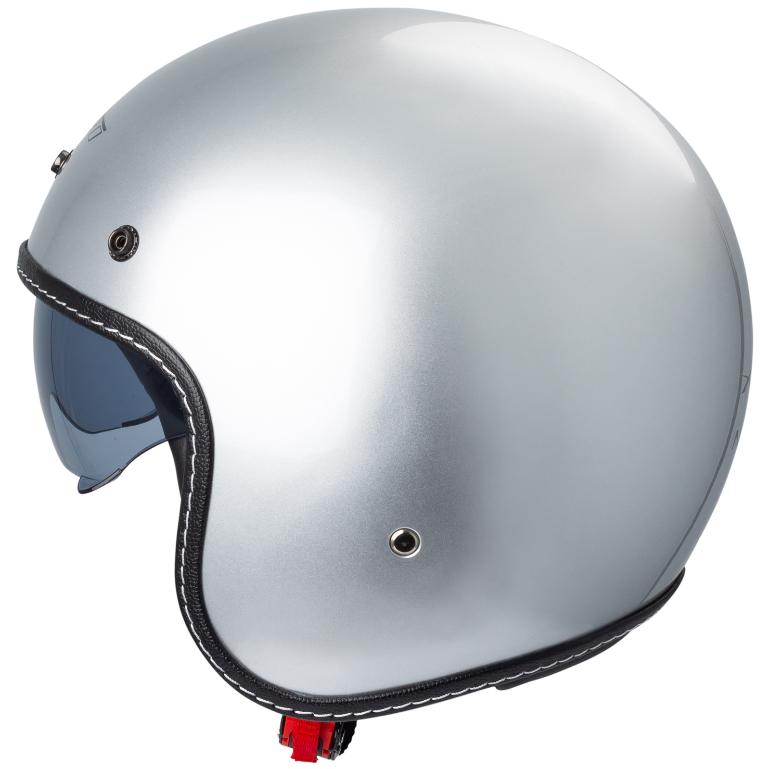 Casco-Moto-Jet-Cafe-Racer-Omologato-ECE-22-05-Parasole-scooter miniatuur 30