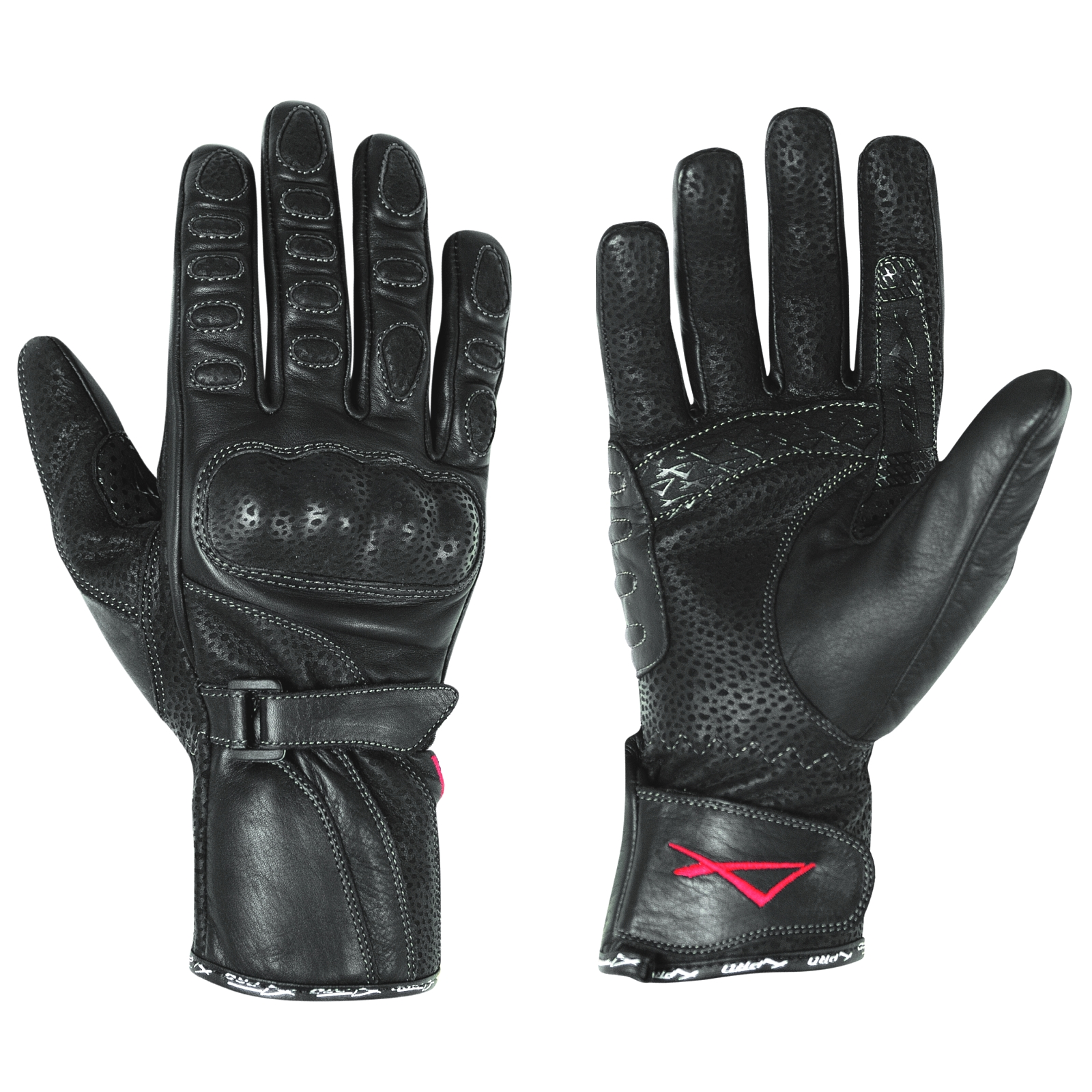 gants longs femme cuir protections coques moto motard. Black Bedroom Furniture Sets. Home Design Ideas