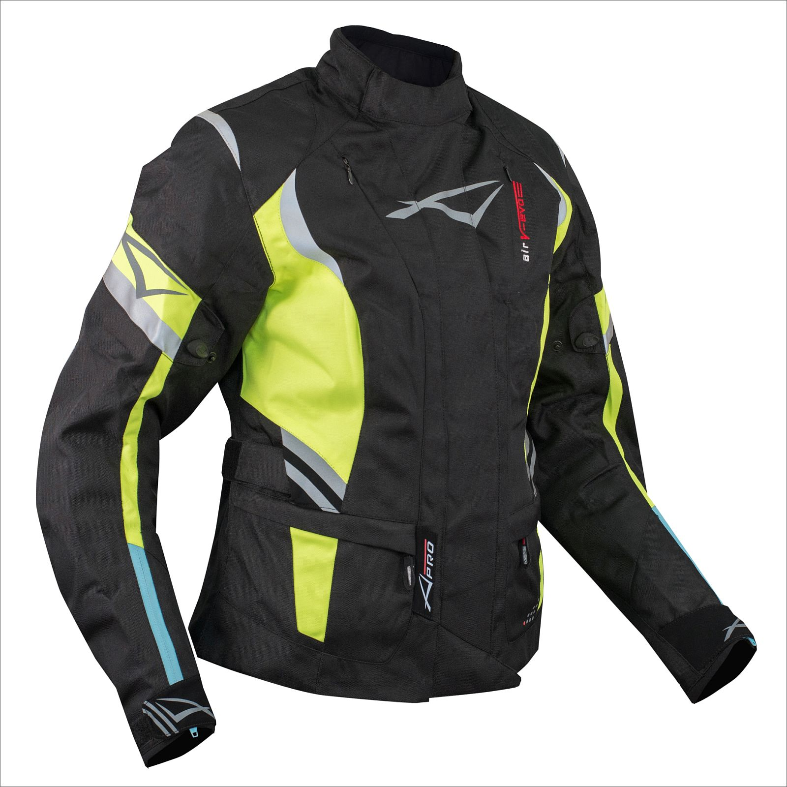 Jacket-Termicos-Extraibles-Protectores-Impermeable-Chaqueta-Moto-Mujeres-Fluo