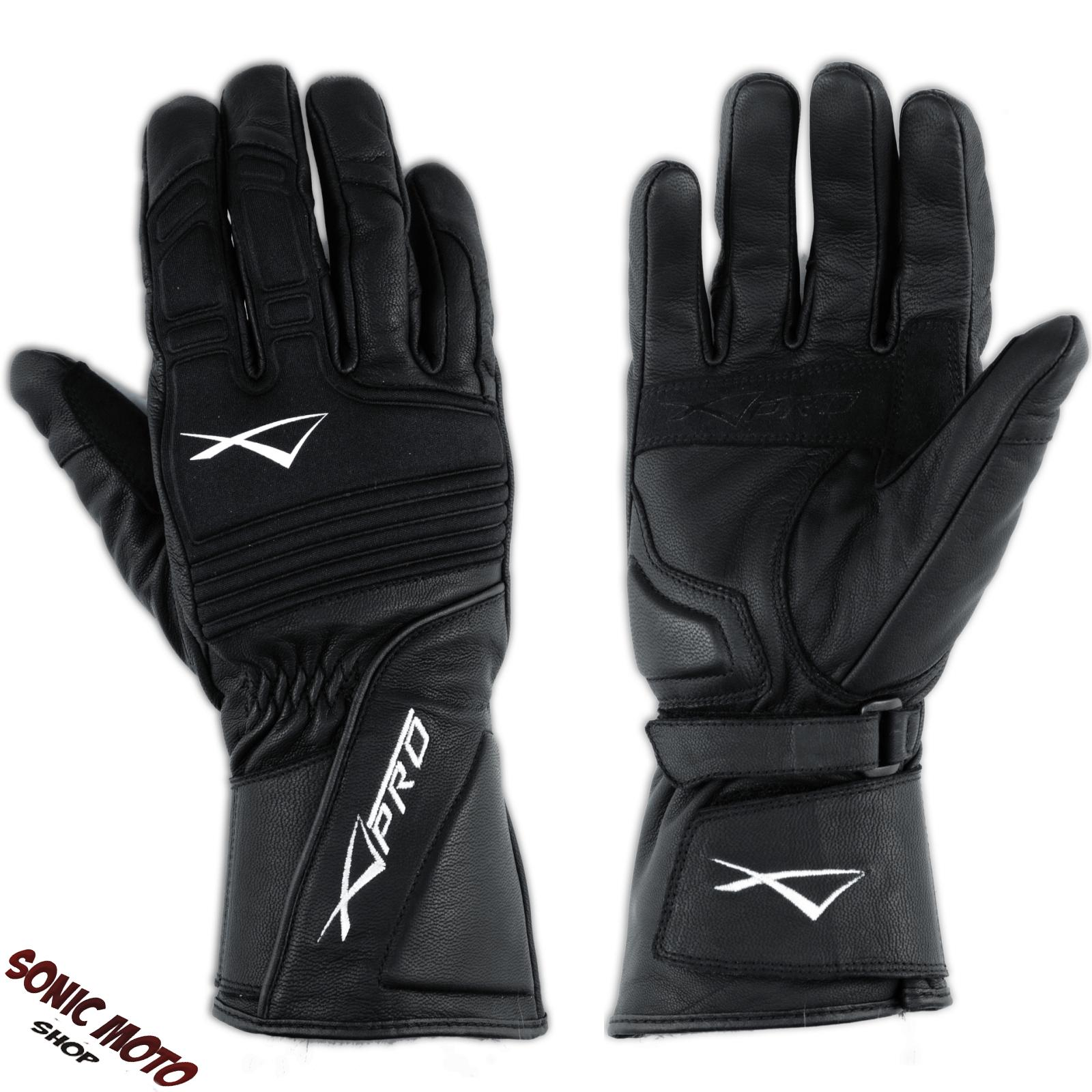 Thermal Insulated Motorcycle Biker Winter sports Leather