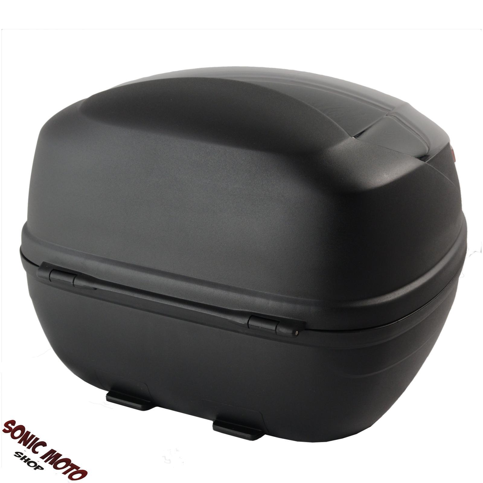 baul moto scooter top case baul 32 litros negro universal. Black Bedroom Furniture Sets. Home Design Ideas