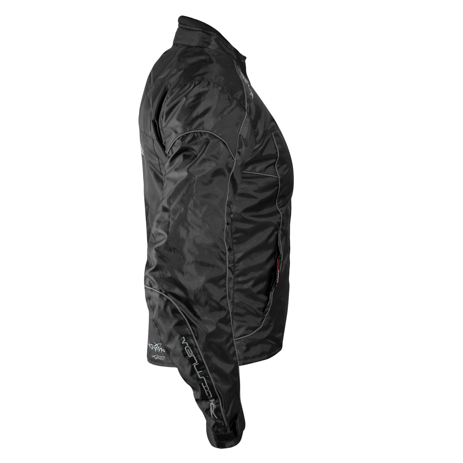 Giacca-Lady-Moto-Donna-Tessuto-Protezioni-CE-Termico-Sfoderabile-Scooter miniatura 7