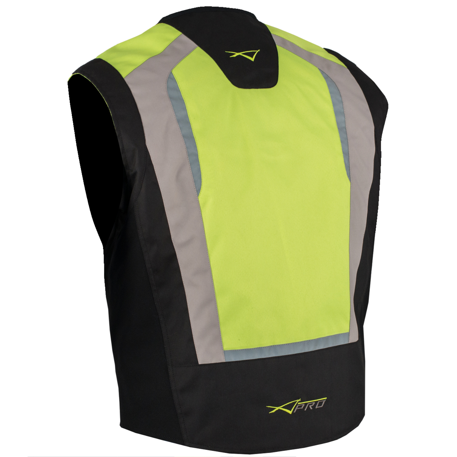 gilet securit moto v lo haute visibilit s curt vest auto fluo ebay. Black Bedroom Furniture Sets. Home Design Ideas