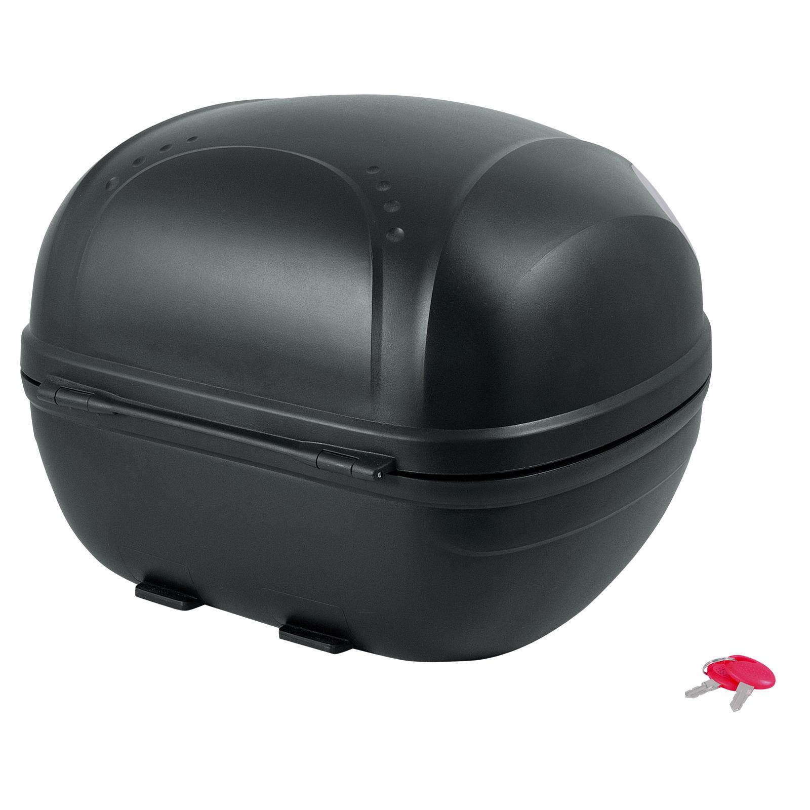top case gepaeck tasche motorrad roller universal 30lt. Black Bedroom Furniture Sets. Home Design Ideas